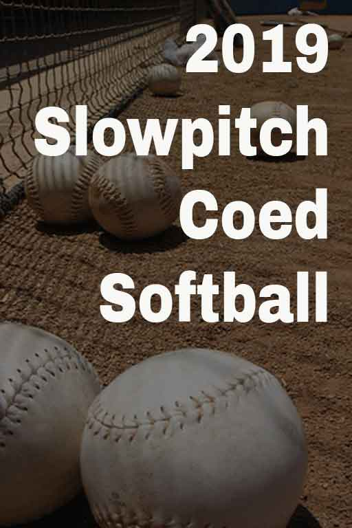 Slow Pitch League Registration