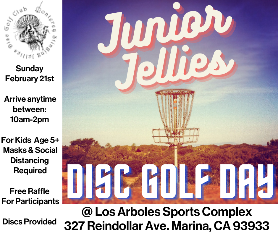Disc Golf Feb 21 event